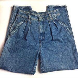 Jordache Basics Jeans High Waist Mom Vintage
